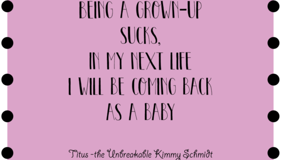 Quote Kimmy Schmidt