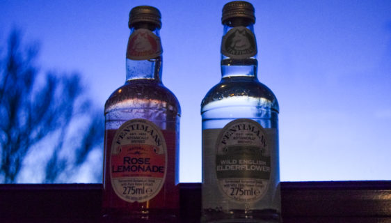 Fentimans lemonade