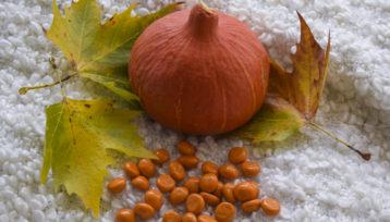 Pumpkin spice pepernoten van de Hema