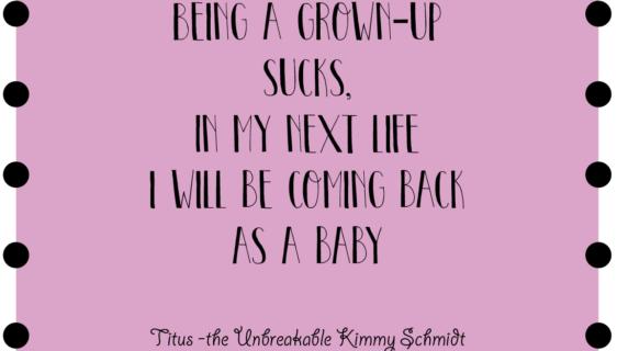 Quote Kimmy Schmidt